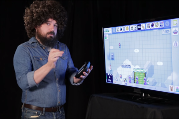 Bob Ross - Super Mario Maker