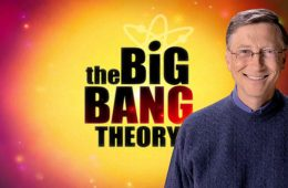Bill Gates - The Big Bang Theory