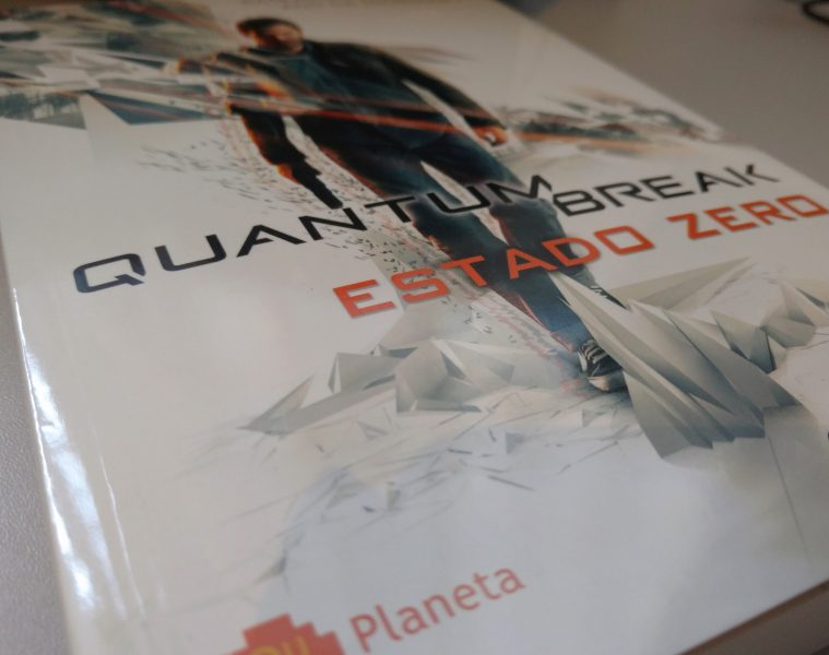 Quantum Break: Estado Zero