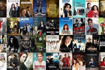 Séries de TV | 2013-2013